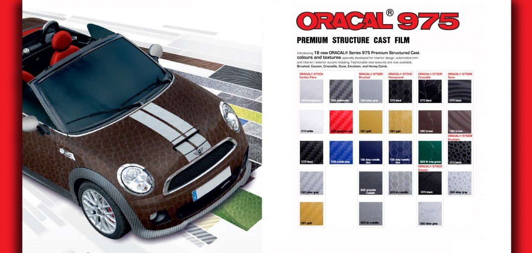 ORACAL 975 Premium Structure Cast