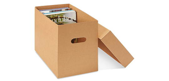 CATALOG STORAGE BOXES