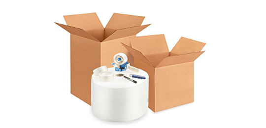 Apartment Moving Kit - 1 to 2 bedrooms
