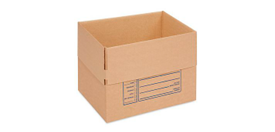 DELUXE MOVING BOXES