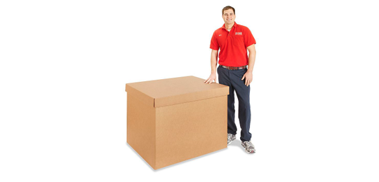 1,100 lb Triple Wall Speed Pack Box