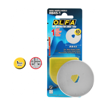 LAMA CUTIT DISC OLFA MODEL RB45-1