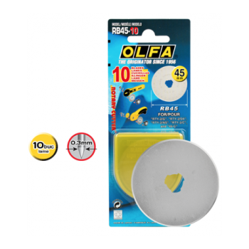 LAMA CUTIT DISC OLFA MODEL RB45-10