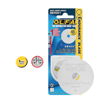 LAMA CUTIT DISC OLFA MODEL RB45H-1