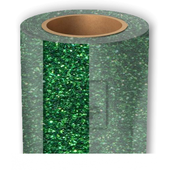 STAHLS CAD-CUT GLITTER KELLY - VERDE