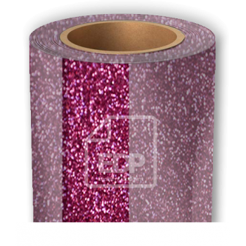 STAHLS CAD-CUT GLITTER MEDIUM PINK - ROZ