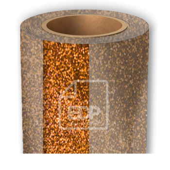 STAHLS CAD-CUT GLITTER ORANGE - PORTOCALIU